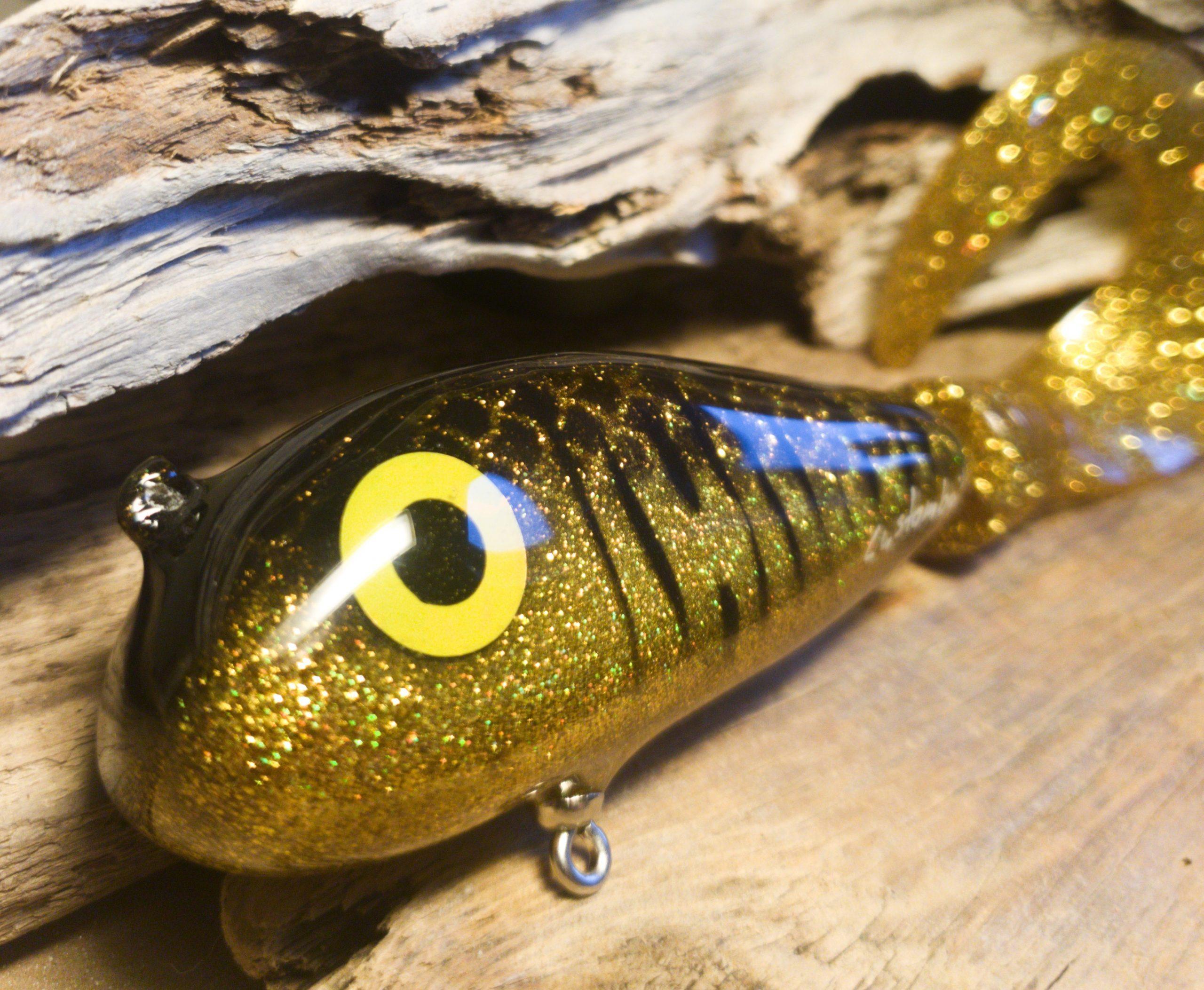 Turbotail - golden nugget
